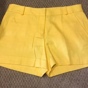 Yellow nice shorts